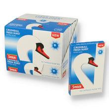 Swan Crushball FRESH BURST Cigarette 5mm Filter Tips (Full Box)