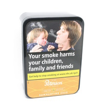 **SOLD OUT** Petersons Summertime 2020 Limited Edition Pipe Tobacco (100g Tin)