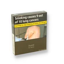 Dunhill St Moritz Cigarettes Full Outer (10 Packs of 20)