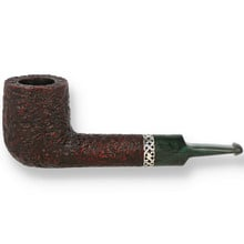 **SOLD** Northern Briars G4 Banded Lovat Hand Carved Briar Pipe NB-126
