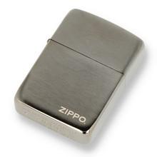 24485 1941 Replica Brushed Steel Zippo Lighter