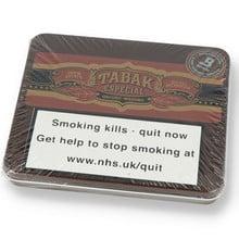 Drew Estate Tabak Especial Oscuro Cafecita Negra Maduro Cigars (Tins)