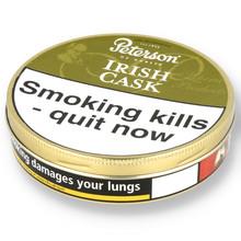 Peterson Irish Cask Tinned Pipe Tobacco (50g Tin)