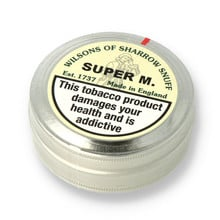 Wilsons Super M (Formerly Super Menthol) Snuff (Large)