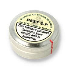 Wilsons of Sharrow Best SP Snuff (Large)