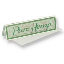 Pure Hemp Green King Size Cigarette Papers
