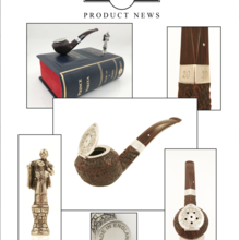 Alfred Chuang Dunhill Christmas Pipe 2020 (Send by courier)