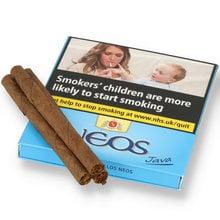Neos Mini Java Budget Cigars (Pack of 10 Cigars)