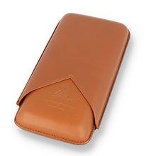 Montecristo edmundo leather case of 3 2