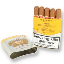 H.Upmann Regalias (Tins of 5) Hand Rolled Cuban Cigars