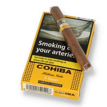 Cohiba Shorts Limited Edition (Pack of 5 Cigars)