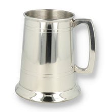 English Pewter Company 2 Line One Pint Pewter Tankard (EP001)
