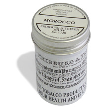 **DISCONTINUED** Fribourg and Treyer Morocco English Snuff  (Medium Tin)