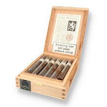 Drew Estate Liga Privada No.9 Belicoso Oscuro Cigars (Full Box of 12 Cigars)