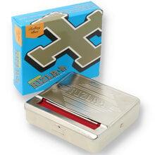 Rizla Automatic Rolling Box Regular Cigarette Rolling and Storage Tin