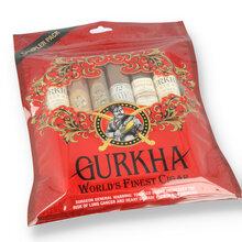 Gurkha Nicaraguan Toro Sampler Pack (Red Pack)
