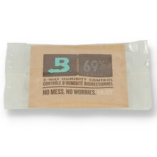 (Wrapped) Small Boveda 69% Humidipak 2-Way Humidification System (8g Pouch)