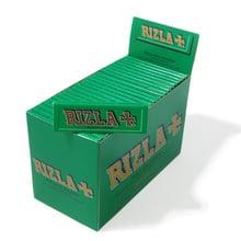 Rizla Green Regular Cigarette Papers (Full Box 100 Packs)