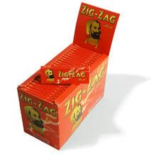 Zig Zag Red Regular Cigarette Papers (Full Box 100 Packs)