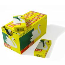 Swan Extra Slimline YELLOW 5mm Cigarette Filter Tips (Full Box)