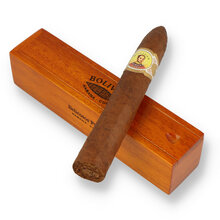 Bolivar Belicoso Fino Wooden Gift Box (Single Cuban Cigar)