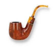 Comoys of London Tawny Saddle Briar Pipe 4056 / 21478