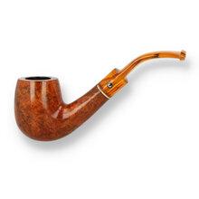 Comoys of London Tawny Saddle Briar Pipe 4056 / 4278