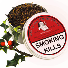 **DISCONTINUED** Black Swan Shoppe Own Blend Christmas Tobacco