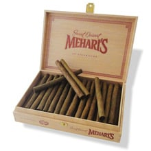 **DISCONTINUED** Agio Meharis Sweet Orient Gift Box (Wooden Box of 50 Cigars)