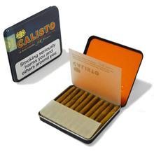 **DISCONTINUED** J R Freeman Calisto Miniature Cigars (Tin of 10)