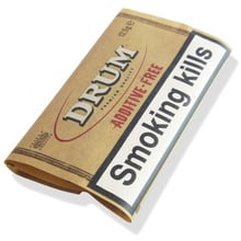 **DISCONTINUED** Drum Additive Free Hand Rolling Tobacco 12.5g