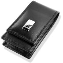 """Dunhill Rollagas/Unique """"Classic"""" Leather lighter case LA2320"""
