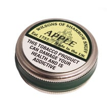 **DISCONTINUED** Wilsons of Sharrow Apple flavoured Snuff (Small tin)