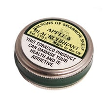 **DISCONTINUED** Wilsons of Sharrow Apple and Blackcurrant Snuff (Small Tin)