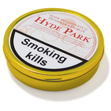 Peterson Hyde Park Pipe Tobacco (50g Tin)