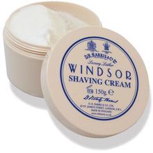 D R Harris Luxury Lather Windsor Shaving Cream 150g Plastic Tub