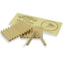 Savinelli Balsa Wood Absorbent 6mm Pipe Filters