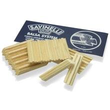 Savinelli Balsa Wood Absorbent 9mm Pipe Filters