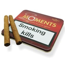 **DISCONTINUED** Willem II Moments Red Aromatic Miniature Cigars