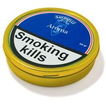 Savinelli Aroma Almond & Vanilla Pipe Tobacco (50g Tin) BLUE LABEL