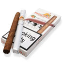 Principes chicos dominican chocolate flavoured pack of 5 foil wrapped cigars