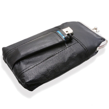 CP2287 Leather Cigarette Packet Clasp Purse