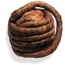 Kendal gawith hoggarth british brown pigtail pig hand spun twist rope pipe chewing tobacco   copy