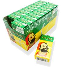 ***DELISTED*** Zig Zag Extra Slimline 5.5mm Cigarette Filter Tips Rods (Full Box)