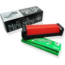 Mini Maxi Premium Regular Adjustable Rolling Machine & Paper Dispenser