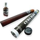 Cuba royal black cigar tube gift aftershave eau de toilette natural spray original by parfums des champs
