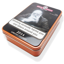 **SOLD OUT** Samuel Gawiths 2014 Limited Edition Pipe Tobacco 100g Tin