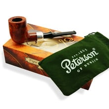 **SOLD OUT** Peterson Pipe of the year 2014 XL Straight Billiard (Limited Edition, Premium Pipe)