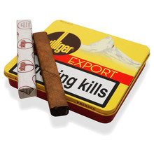**SOLD OUT** Villiger Matterhorn Export Square Cigars **Limited Edition Tin** (6 Pressed cigars)