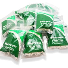 Wilsons of Sharrow King Size Menthol 7.13mm Filter Tips (12 Bags)